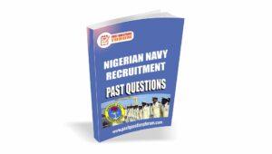 Nigeria Navy Recruitment Past Questions
