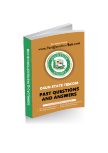 Ogun State TESCOM Past Questions