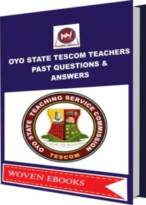 Oyo State TESCOM Past Questions