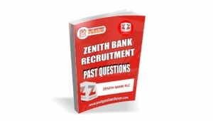 Zenith Bank Recruitment Past Questions