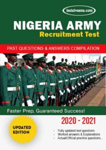 Nigerian Army Direct Short Service Past Questions