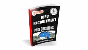 ICPC Past Questions