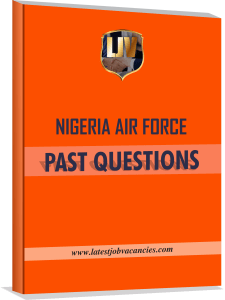Nigerian Air Force DSSC Past Questions