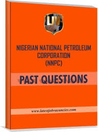 NNPC Promotion Exams Past Questions
