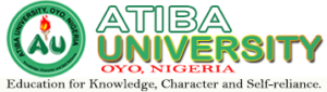 Atiba University Post UTME Past Questions