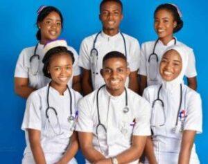 College of Nursing Kafanchan Past Questions